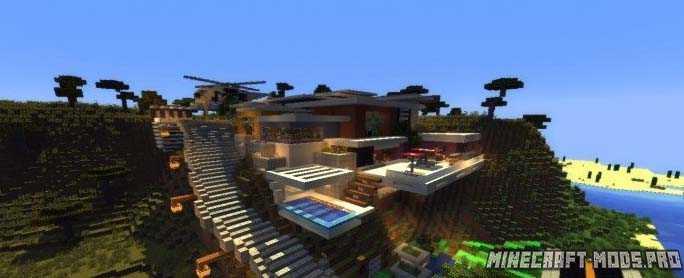 Скачать Карту В Майнкрафт Самый Лучший Механический Дом - фото 4