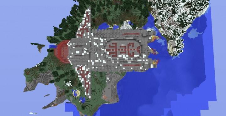скачать карту сабнатика для майнкрафт - фото 6