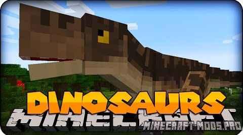 скачать карту для майнкрафт динозавры - фото 5