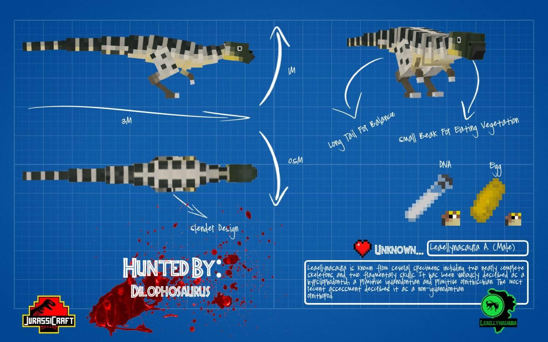 Майнкрафт скачать мод на динозавры.
