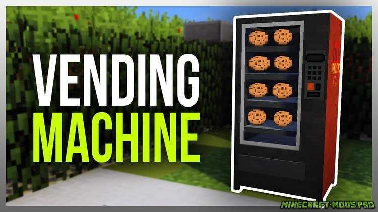 Мод холодильник для minecraft