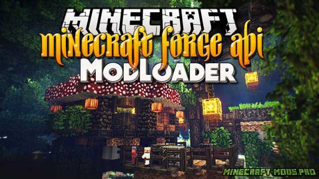 фото Minecraft Forge