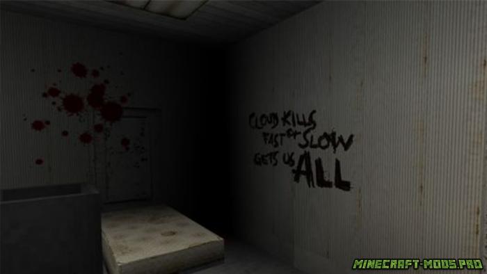 Майнкрафт Побег из Больницы