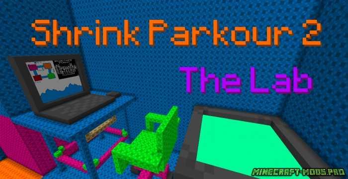 Скачать Карту Паркур Карту Майнкрафт 1 - фото 8