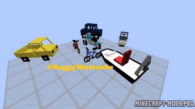 Minecraft 1. 7. 10 моды. Flans mod-poker garage 5. Машины!!! №1.