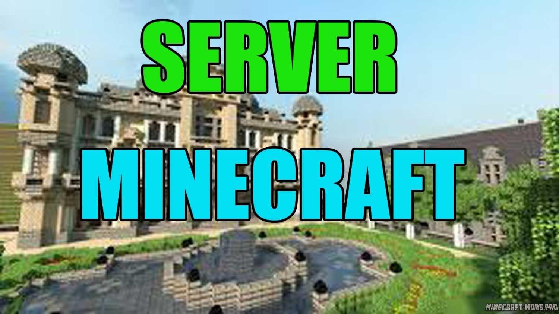 minecraft скачать серевера