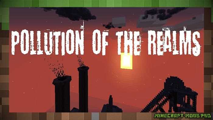 Мод Pollution of the Realms