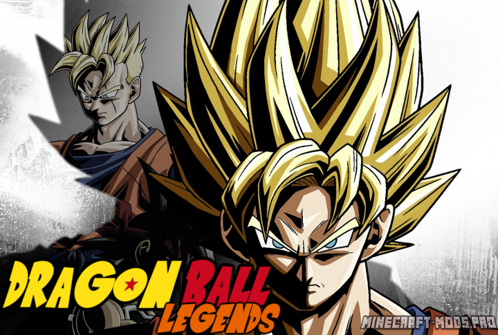 Текстуры Dragon Ball Super
