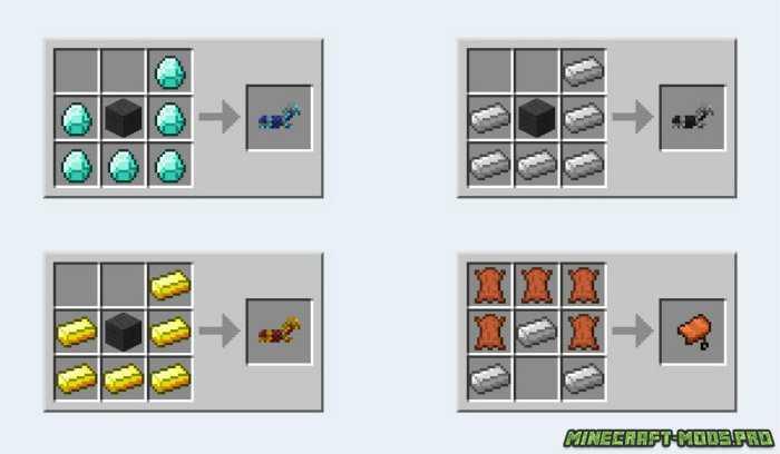Как сделать железную броню для лошади