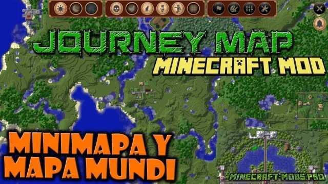 Скачать мод JourneyMap для Майнкрафт 1.9.4 бесплатно ...